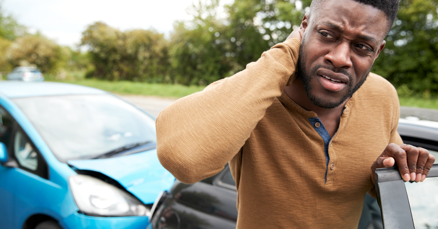 Auto injuries, car accident, whiplash, neck pain